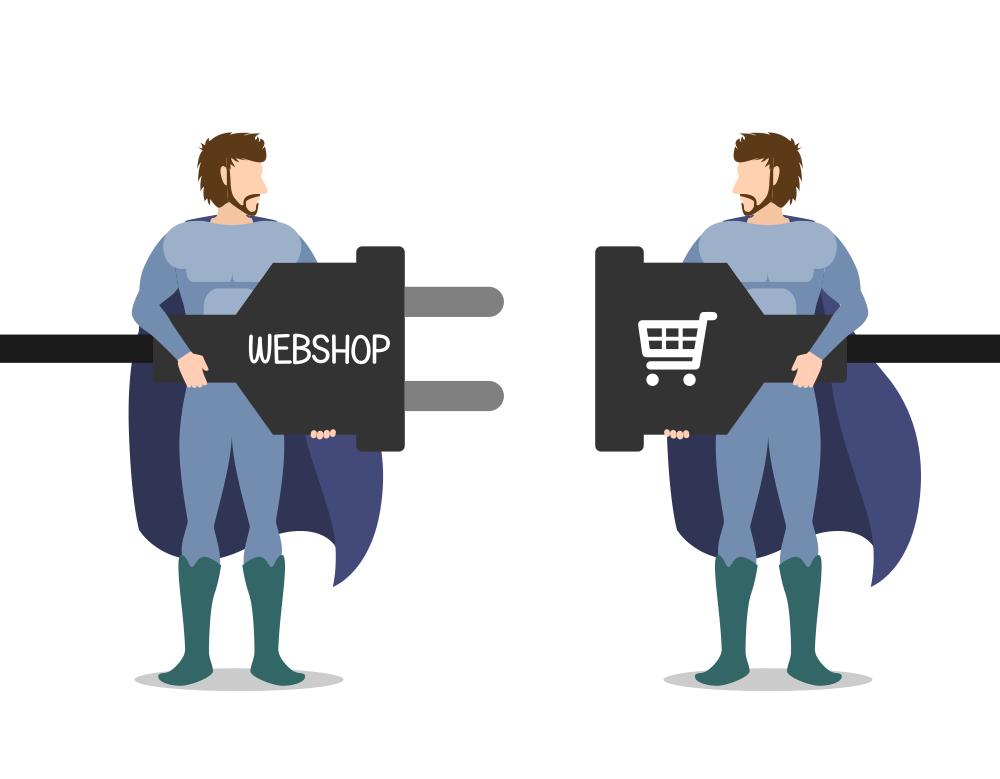 Connect your shop